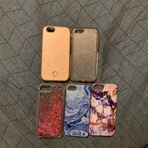 Accessories - iPhone 6/7/8 phone cases